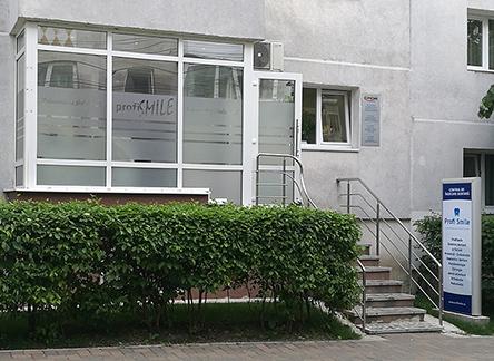 Cabinet Stomatologic Dentist Bacau - Sediul Profismile