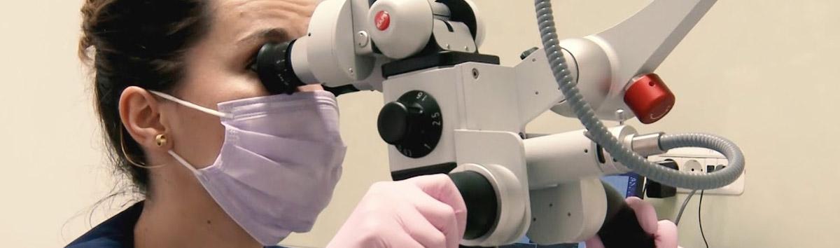 Stomatologie microscopica moderna Bacau